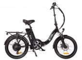 ЭЛЕКТРОВЕЛОСИПЕД ELTRECO WAVE 500W SPOKE MATT BLACK от магазина Futumag