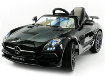 Электромобиль Mercedes Benz SLS AMG Carbon Edition от магазина Futumag