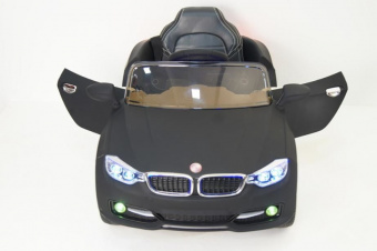 Электромобиль BMW P333BP Black Matt от магазина Futumag